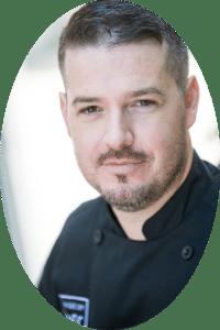 Brian Benson Chef de Cuisine